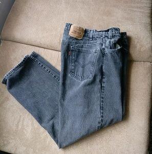 Rare vintage levis orange tab jeans